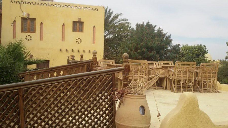 Hotel in Fayoum oasis