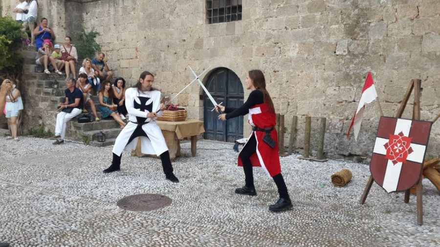 Medieval Festival in the Old Town