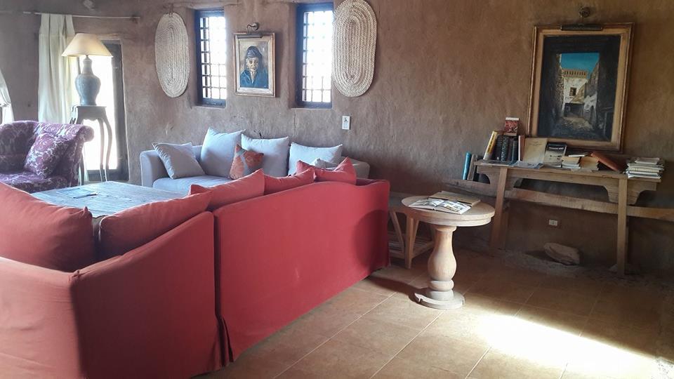 Indoor lounge in Al Tarfa Dakhla