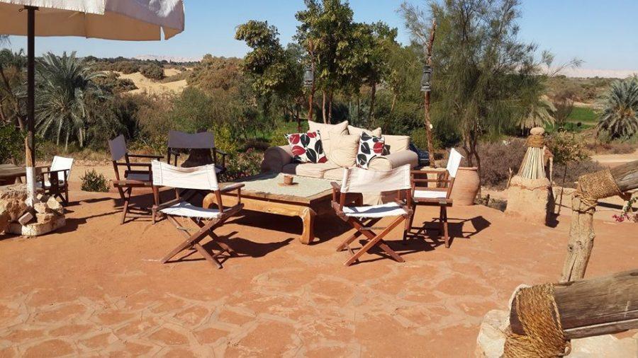 Al Tarfa eco-luxury lodge in Dakhla