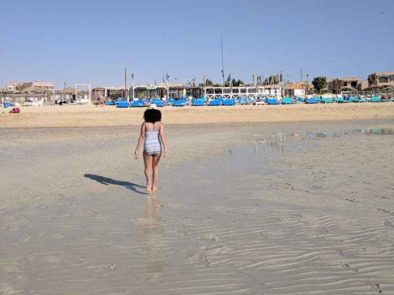 Ras Sudr beach holiday in Egypt